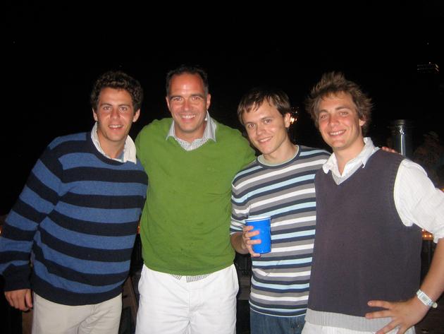 Avec les Polytechniciens: Summer 2009