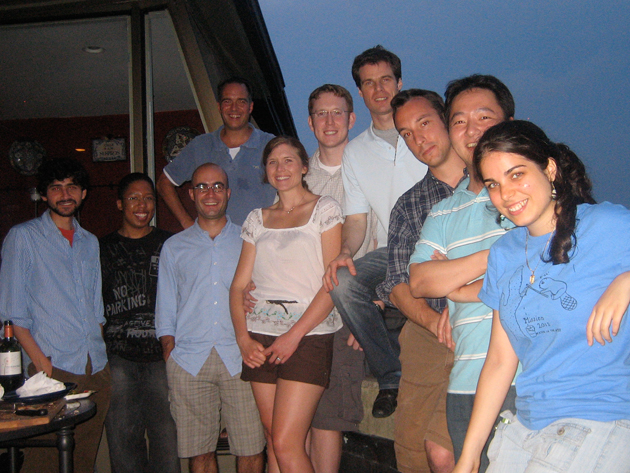 Research Group: 2008