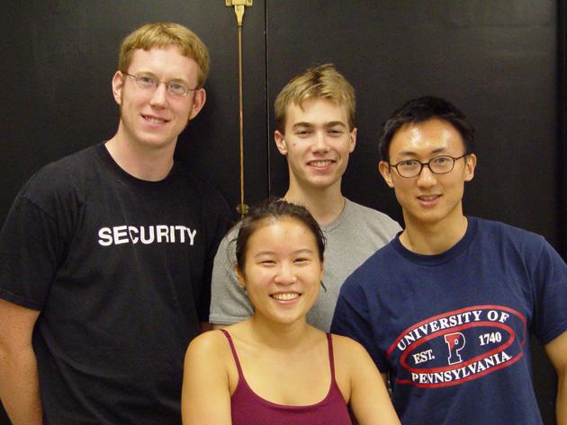 Summer Students: 2002